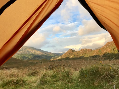 Good morning Snowdonia...