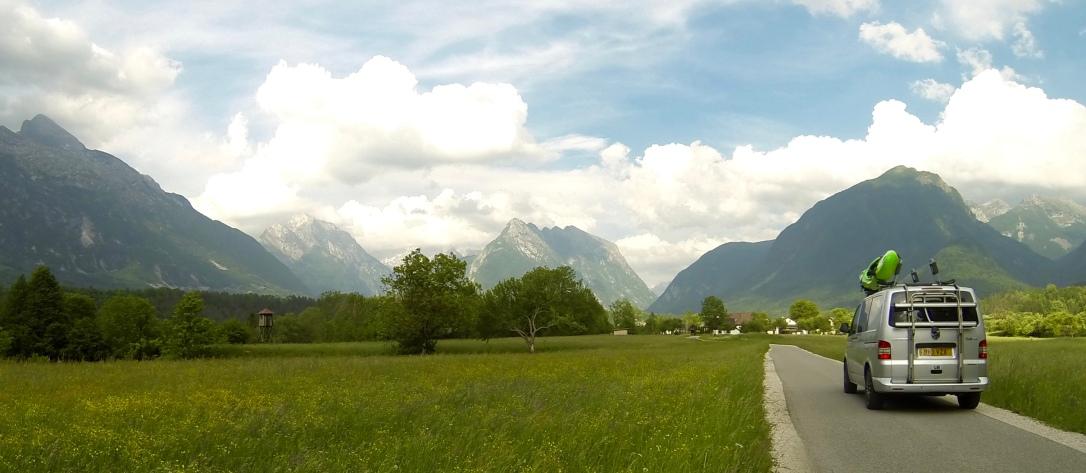 The beautiful Soca Valley