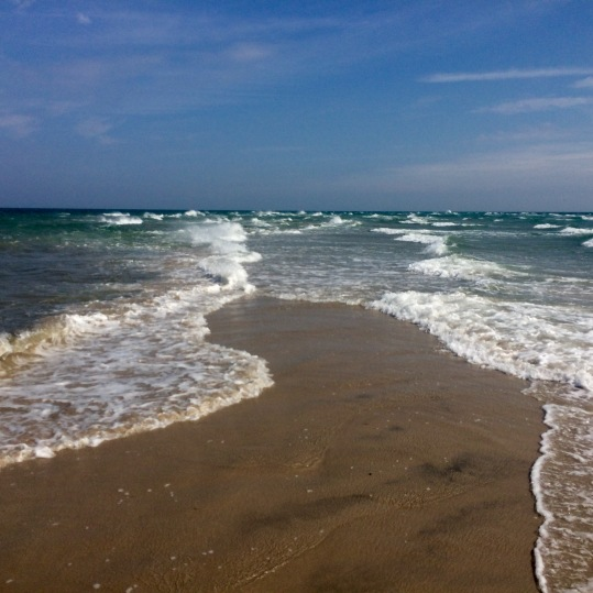 North Sea meets Baltic Sea...