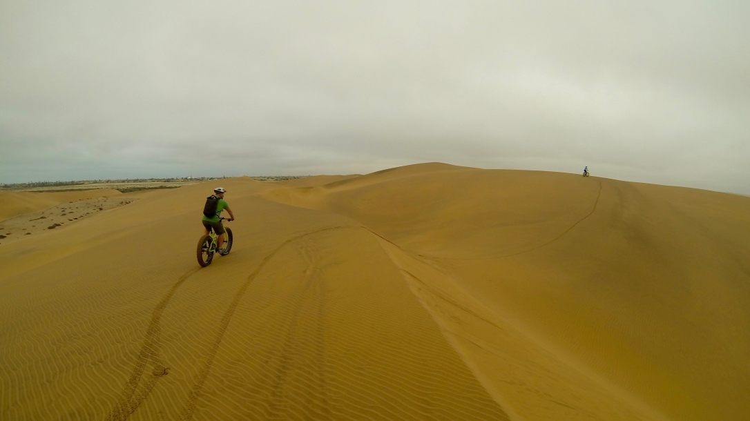 Namib Desert Fat Biking